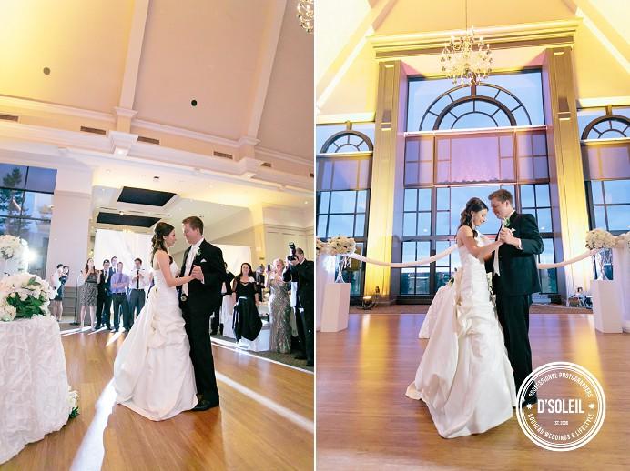 Swan-e-set Ballroom First dance