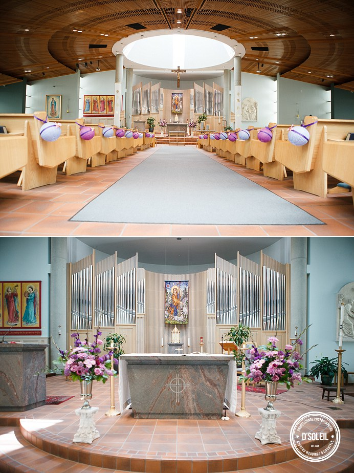Good Shepherd Catholic wedding church