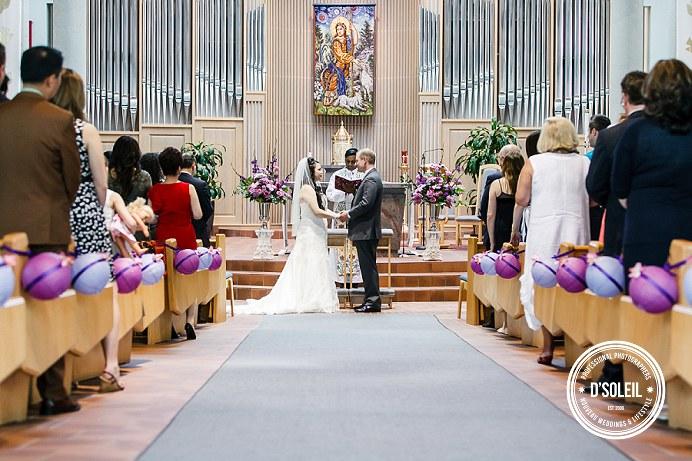 Good Shepherd Catholic wedding church