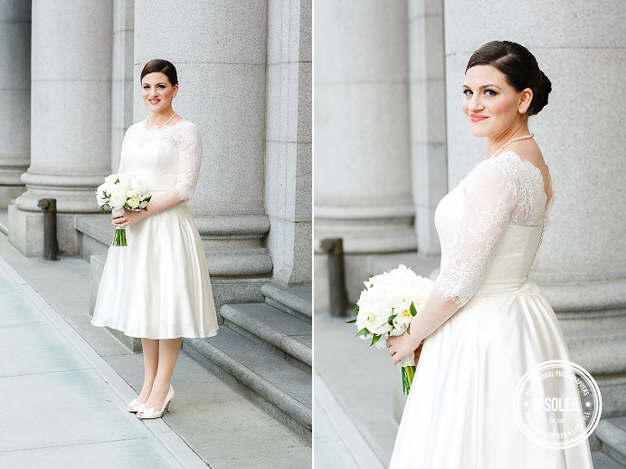Terminal City Club wedding photos