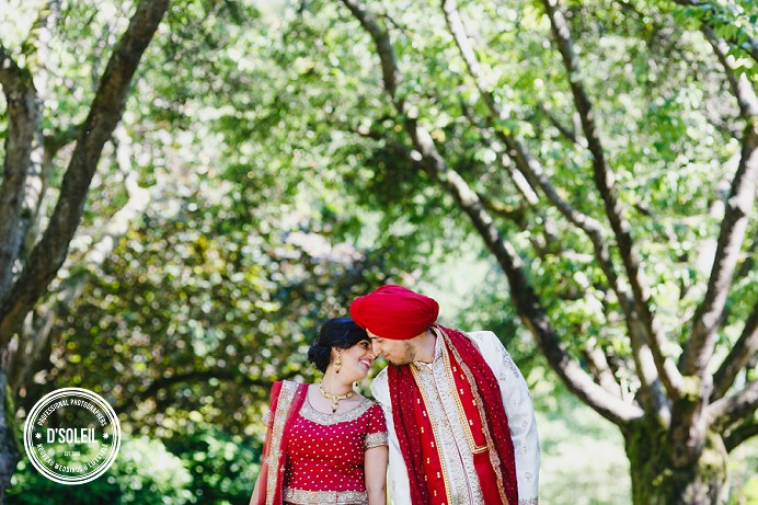 Stanley Park Pavilion Hindu wedding