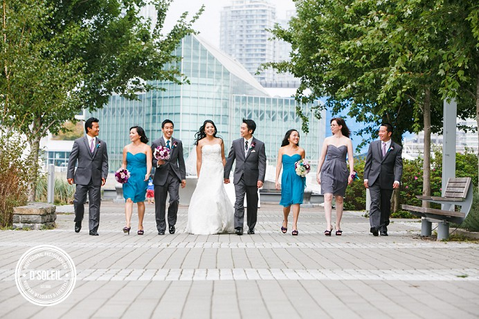 False Creek wedding