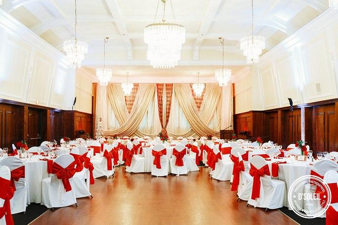Stanley Park Pavilion ballroom