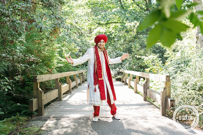 Stanley Park Sikh wedding