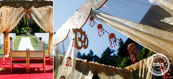 Stanley Park Pavilion wedding outdoors