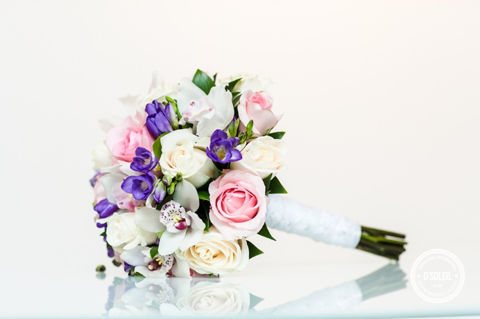 Wedding florist bouquet for wedding