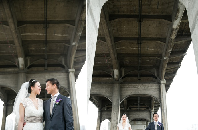 Wedding rain locations in Vancouver