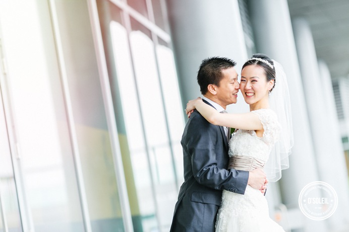 Vancouver convention centre wedding