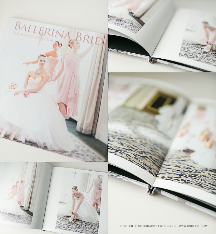 Photo books for weddings and engagements