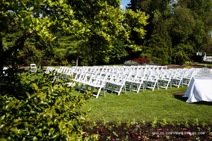 Stanley Park wedding outdoor venue