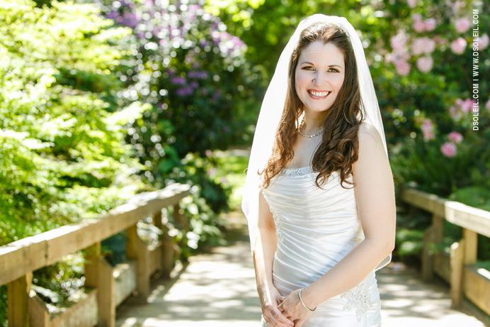 Stanley Park bride