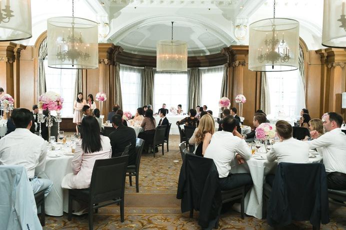 Vancouver Club wedding ballroom venue
