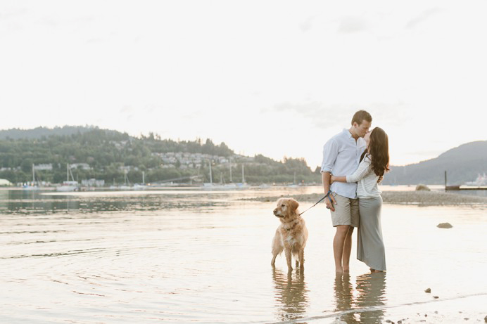 Port Moody Engagement session