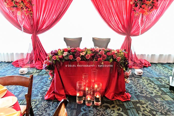 Dushan Flowers African wedding
