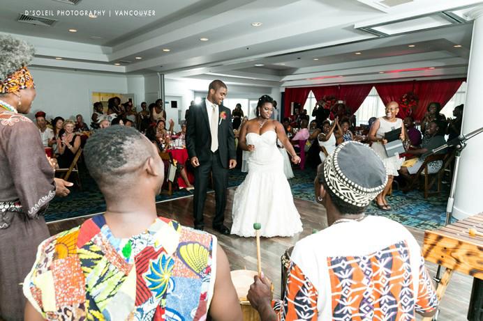 African Caribbean dance