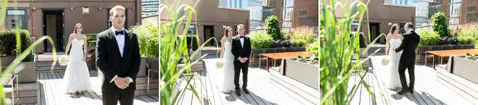 First look on rooftop Vancouver Club