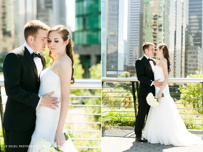 Downtown Vancouver wedding venues