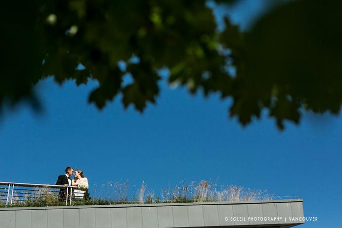 Downtown Vancouver wedding venues