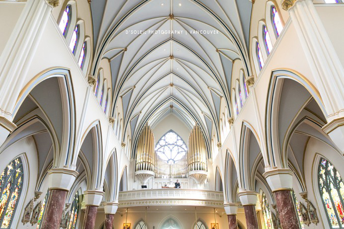 Catholic churches in Vancouver