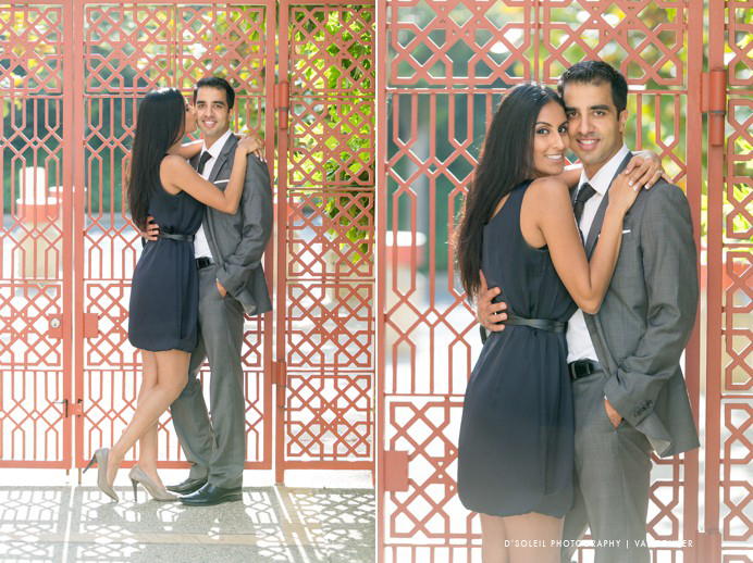 Ismaili wedding engagement session