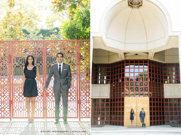 Ismaili Centre mosque wedding burnaby