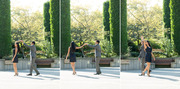 Ismaili Centre Burnaby engagement session