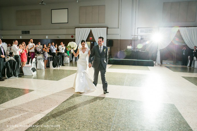 Italian Cultural Centre wedding