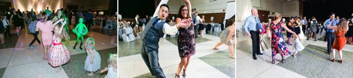 Italian Cultural Centre dancing