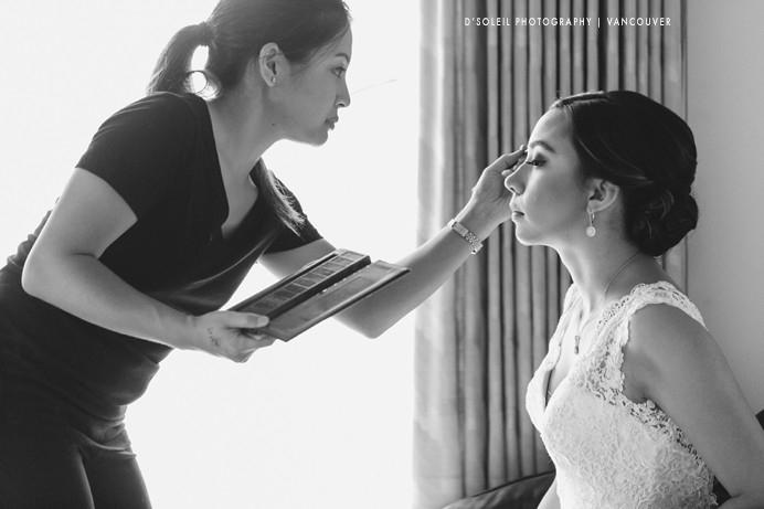 Best makeup artist Vancouver
