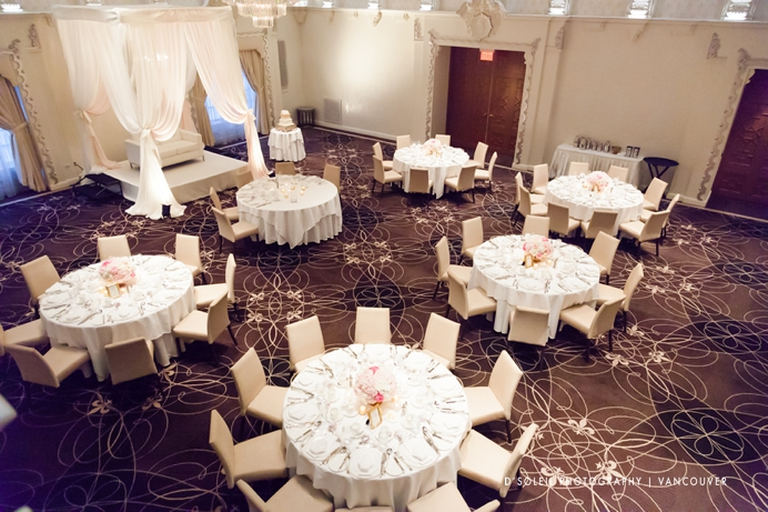 Rosewood Hotel Spanish ballroom
