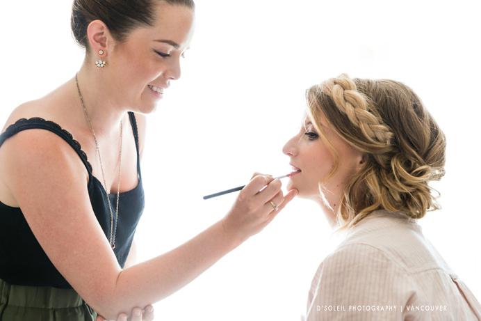 bridal makeup by Faye Smith