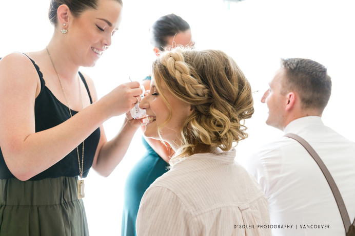 men and women's makeup