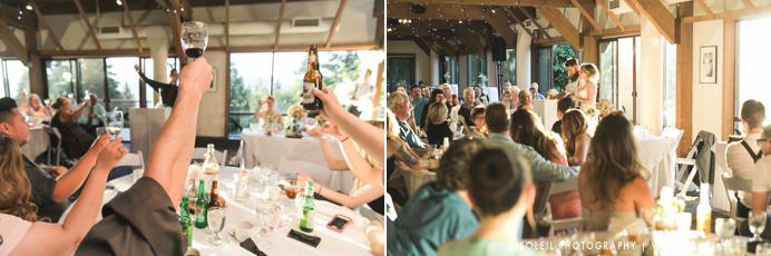 Diamond Alumni Centre Wedding Reception