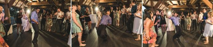 Dance floor at Diamond Alumni Centre