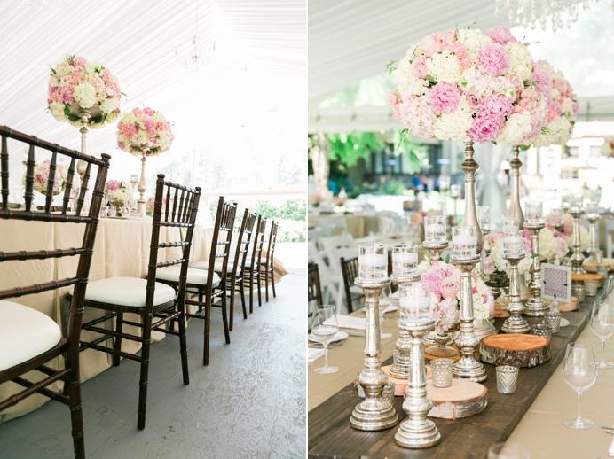 Wedding flowers by Flowerz Inc.