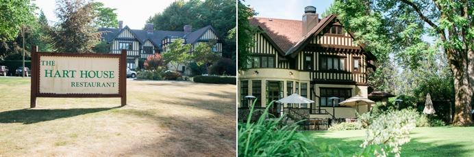 Hart House Restaurant at Deer Lake