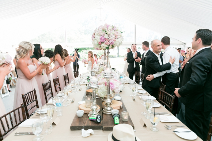 family style wedding