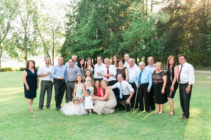 Italian wedding in Vancouver