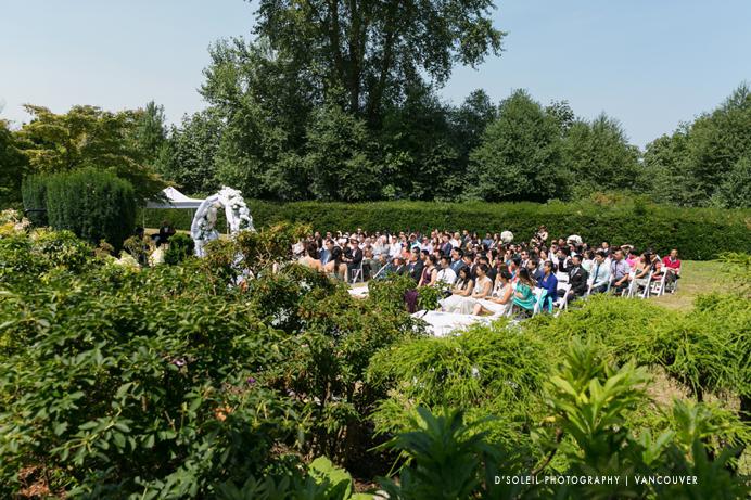 Cecil Green ceremony