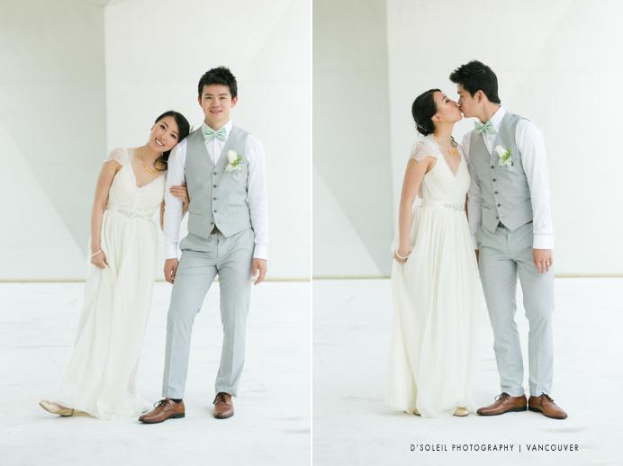 fun silly wedding photos