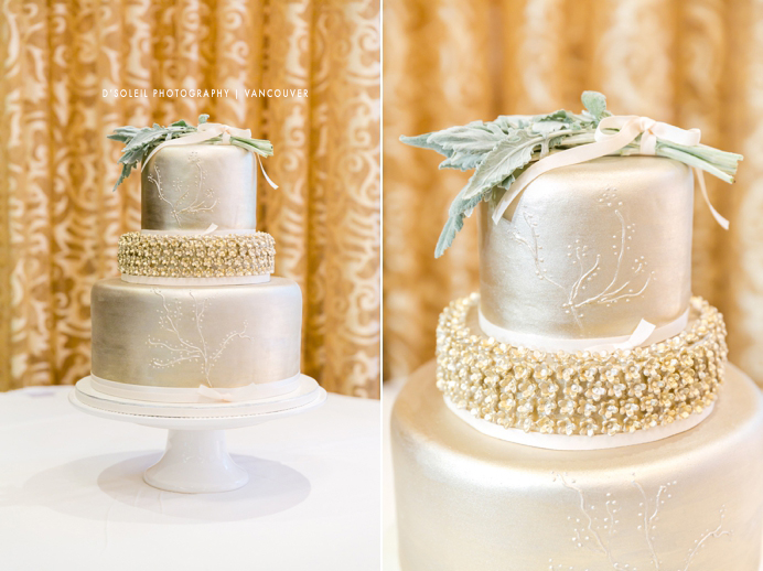 Aeyra Cakes champagne color