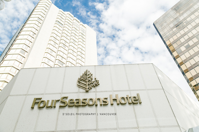 Four Seasons Hotel in Vancouver