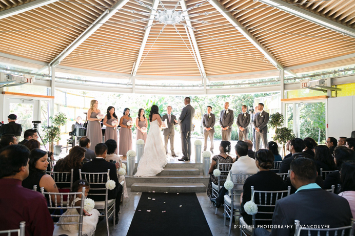 Celebration Pavilion wedding