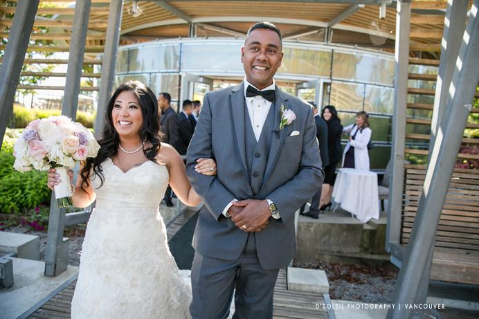 Vancouver wedding at Celebration Pavilion