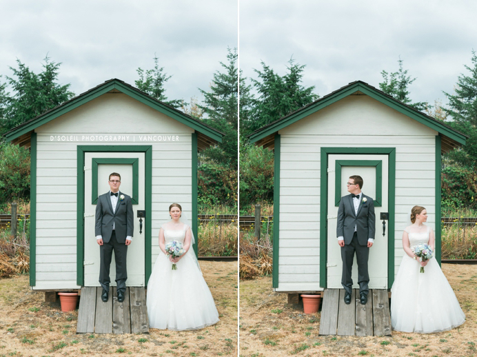 Fort Langley wedding