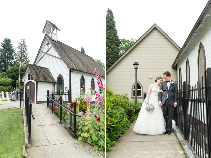 Fort Langley wedding