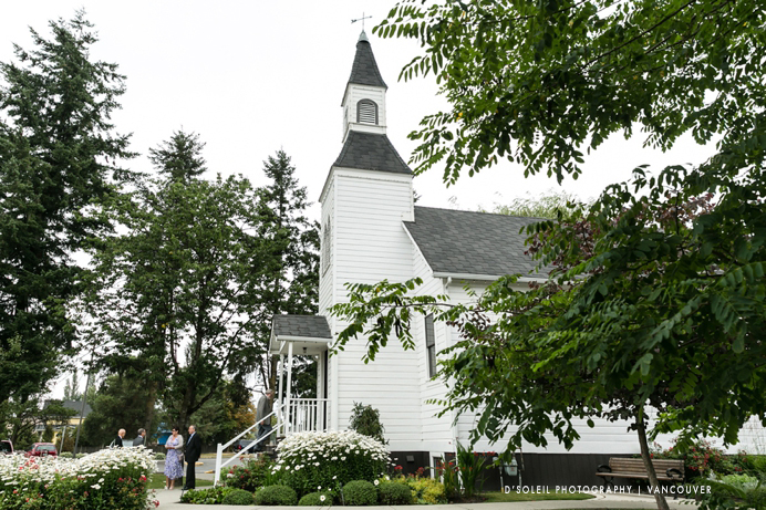 Milner Chapel wedding venue