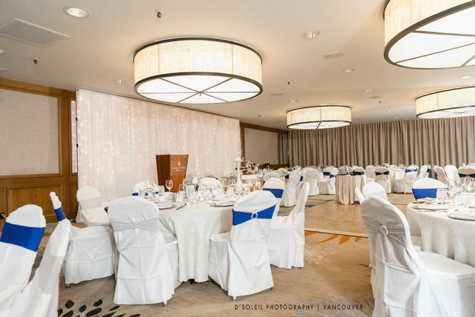 Arbutus room wedding floorplan