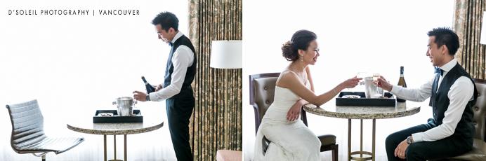 Four Seasons Hotel Wedding In Vancouver Vancouver Wedding Photographers Blog
