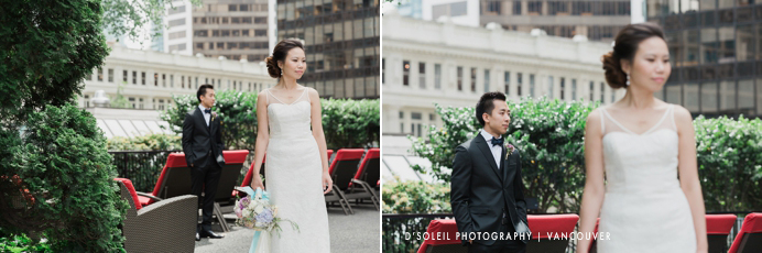 Wedding photos at the Four Seasons Hotel